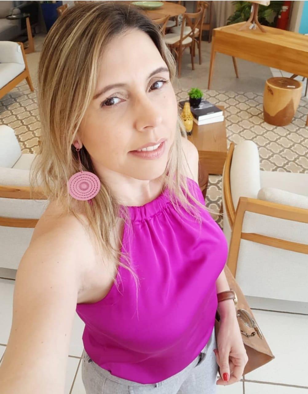 Juliana Rangel - Jornalista e digital influencer