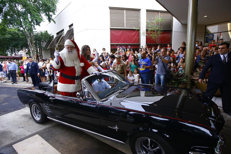 6b24123f350bc Papai Noel nos shoppings de Ribeirão Preto: confira a agenda ...