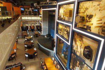 Hard Rock Cafe inaugura em Ribeirão Preto e traz acervo internacional