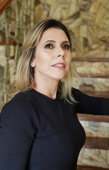 Juliana Rangel - Jornalista e digital influencer