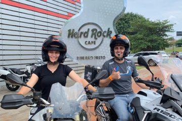CONFIRA EVENTO DA EUROBIKE NO HARD ROCK CAFE
