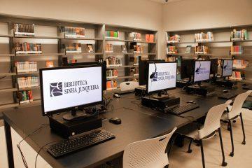 ACESSIBILIDADE: BIBLIOTECA SINHÁ JUNQUEIRA RECEBE 44 AUDIOBOOKS