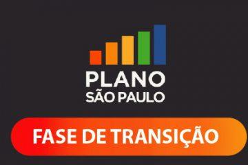 Governo de SP prorroga fase de transição e amplia horário do comércio