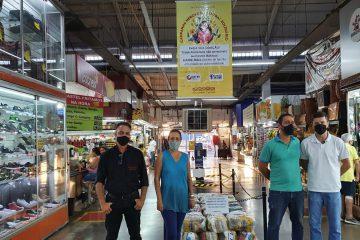 Mercadão Central de Ribeirão Preto promove campanha solidária