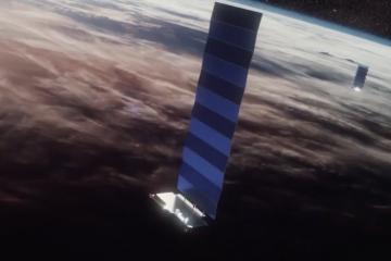 Starlink prevê operação de satélites no Brasil em 2022