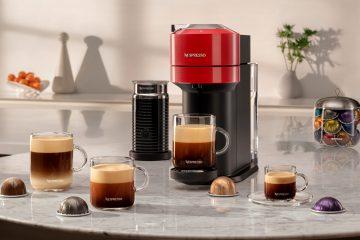 Nova máquina de café da Nespresso vem com alta tecnologia e sistema sustentável